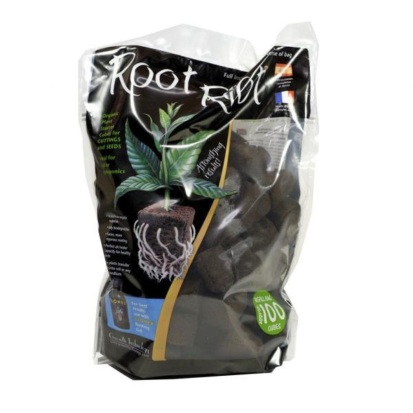 Root Riot – Bag of 100 Cubes