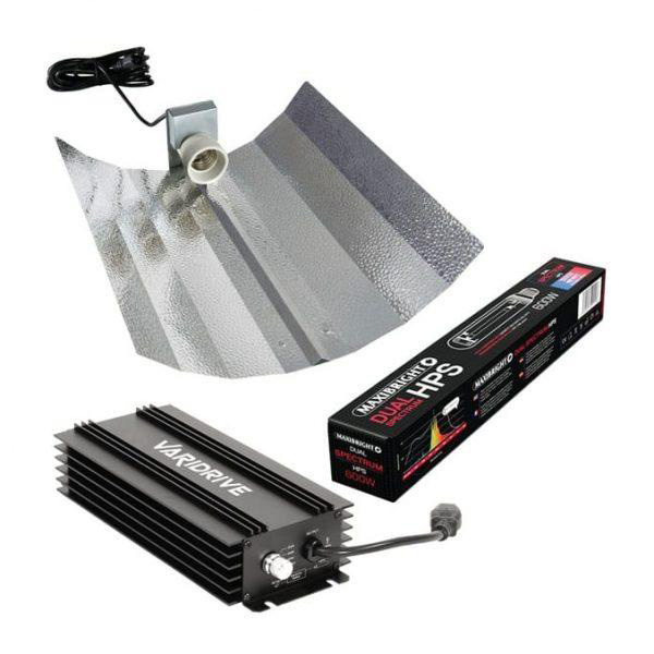 600w Varidrive digital grow light Kit