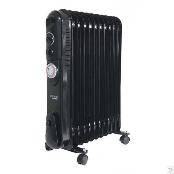 GroWarm Oil Filled Radiator – Heater