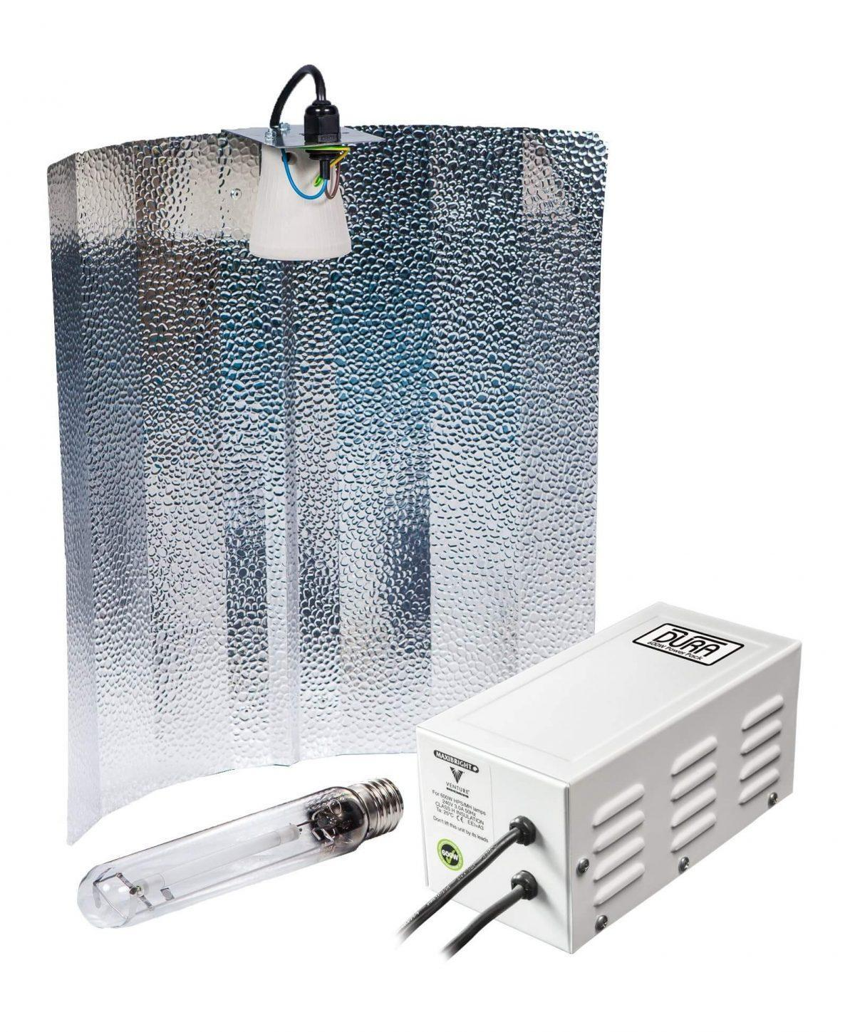 Maxibright DURA 600w lighting kit