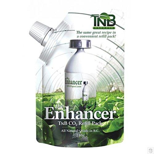THE ENHANCER – TNB CO₂ REFILL PACK – 240G