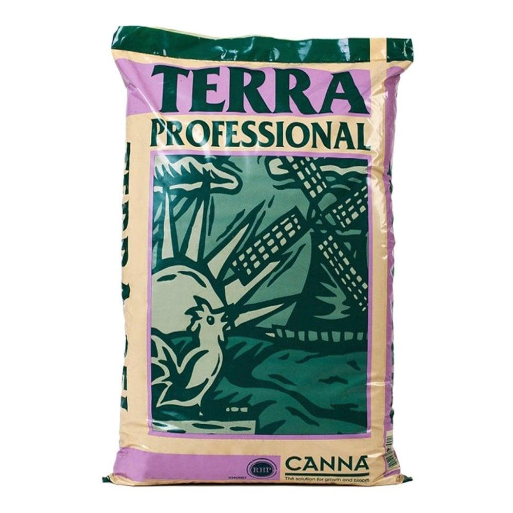 CANNA TERRA PROFESSIONAL SOIL MIX – 50L BAG