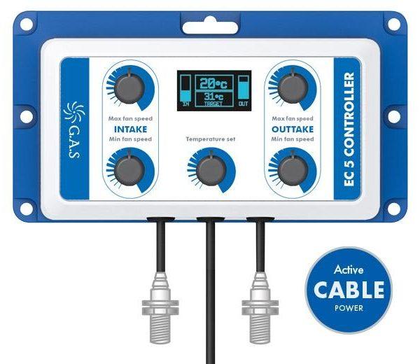 G.A.S EC 5 Speed Controller