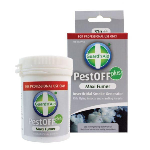 GUARD'N'AID PESTOFF PLUS MAXI FUMER 31g