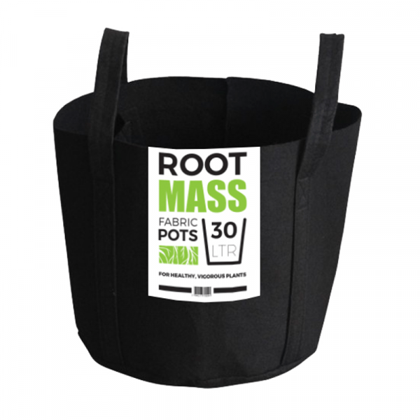 ROOT MASS 30 LITRE (PACK OF 5) Fabric Pots