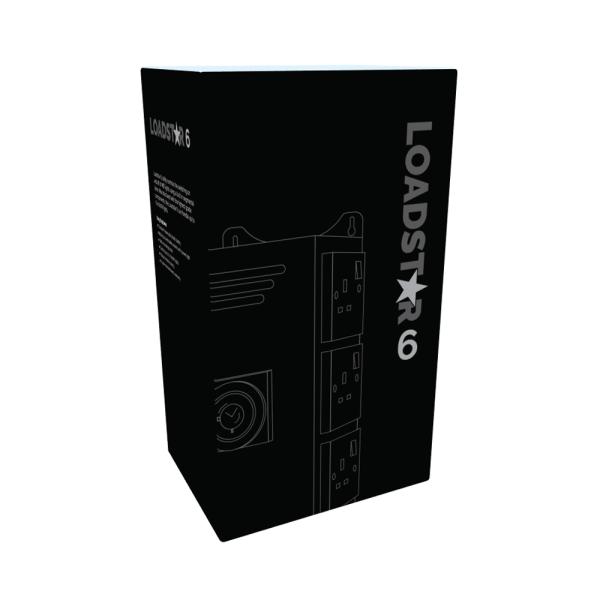 Loadstar Contactor Timer – 6 Way
