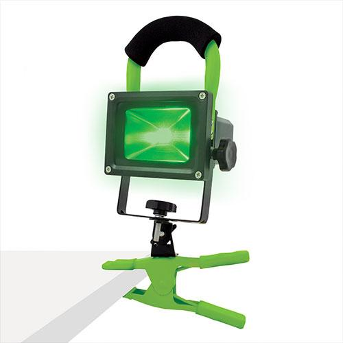 LUMii Green LED Work Light
