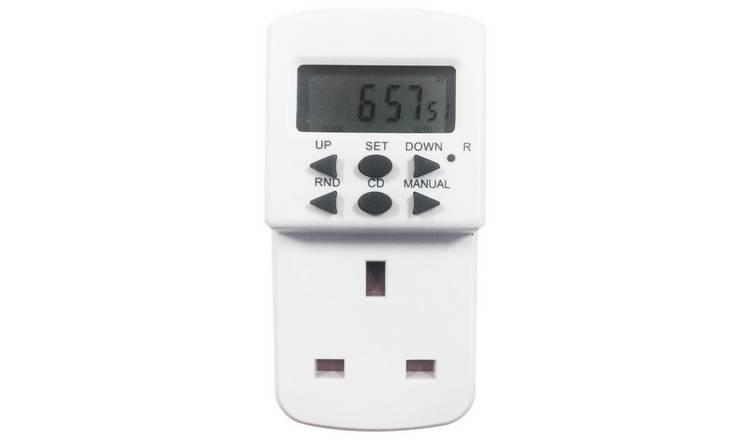 7 day digital electric Timer