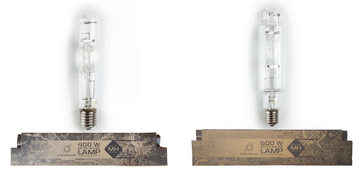 Powerplant Metal Halide Lamps – 400w & 600w