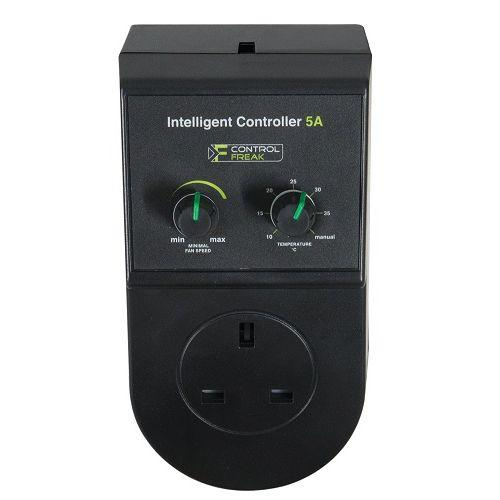 Control Freak Intelligent Digital Single Fan Controller with Probe