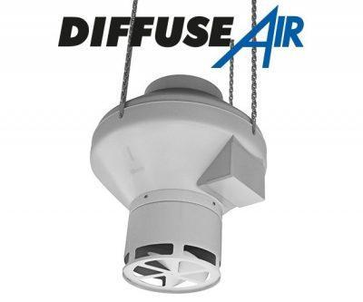 Diffuse Air by Global Air Supplies – Equal Air Distribution