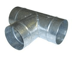 Ducting T Pieces