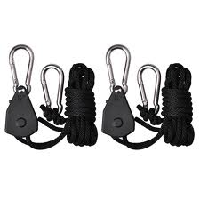 Rope Ratchet Hangers