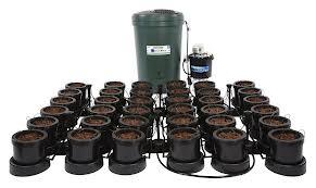 IWS 36 Pot Dripper System