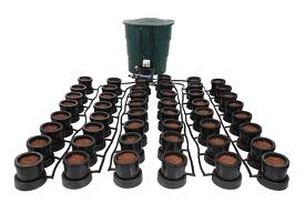 IWS 48 Pot Pro Flood & Drain