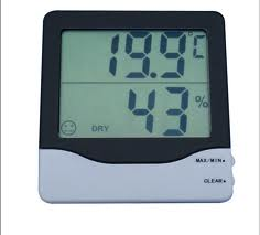 Max/Min Thermometer & Hygrometer