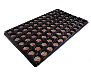 Jiffy 7 Peat Plug – Empty Tray