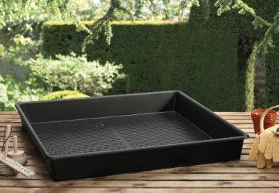 Garland 1 metre square tray 120mm deep