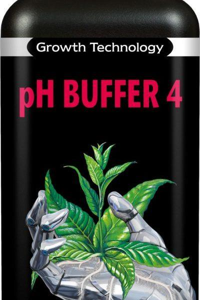 Growth Technology pH Buffer 4 – 300ml
