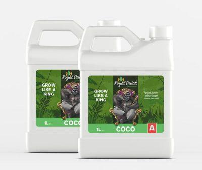 Royal Dutch Complete Professional Nutrient – Coco A & B