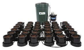 IWS Dripper Systems – 6, 12, 24, 36 & 48 Pot