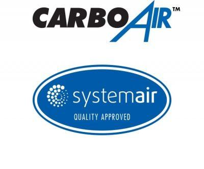 Systemair 'Carbo Air 60' High Quality Carbon Filters